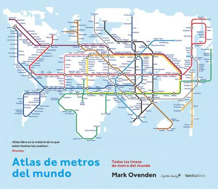 Mark Ovenden - Atlas de metros del mundo