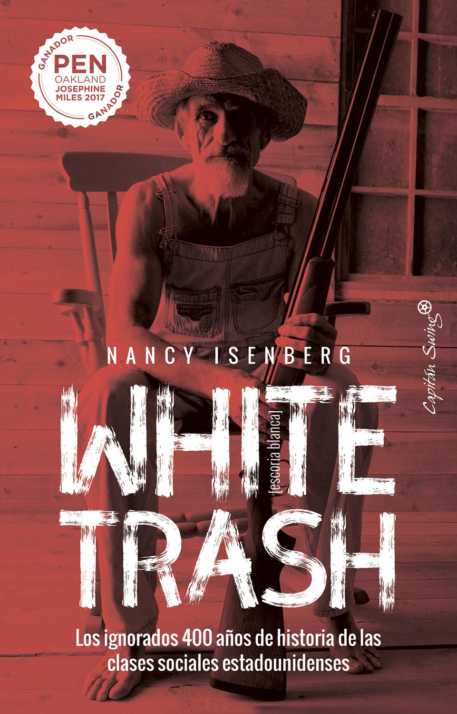 El universo de la lectura - Página 16 NancyIsenberg_WhiteTrash