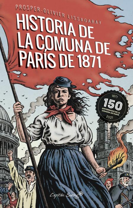 Historia de la Comuna de París de 1871
