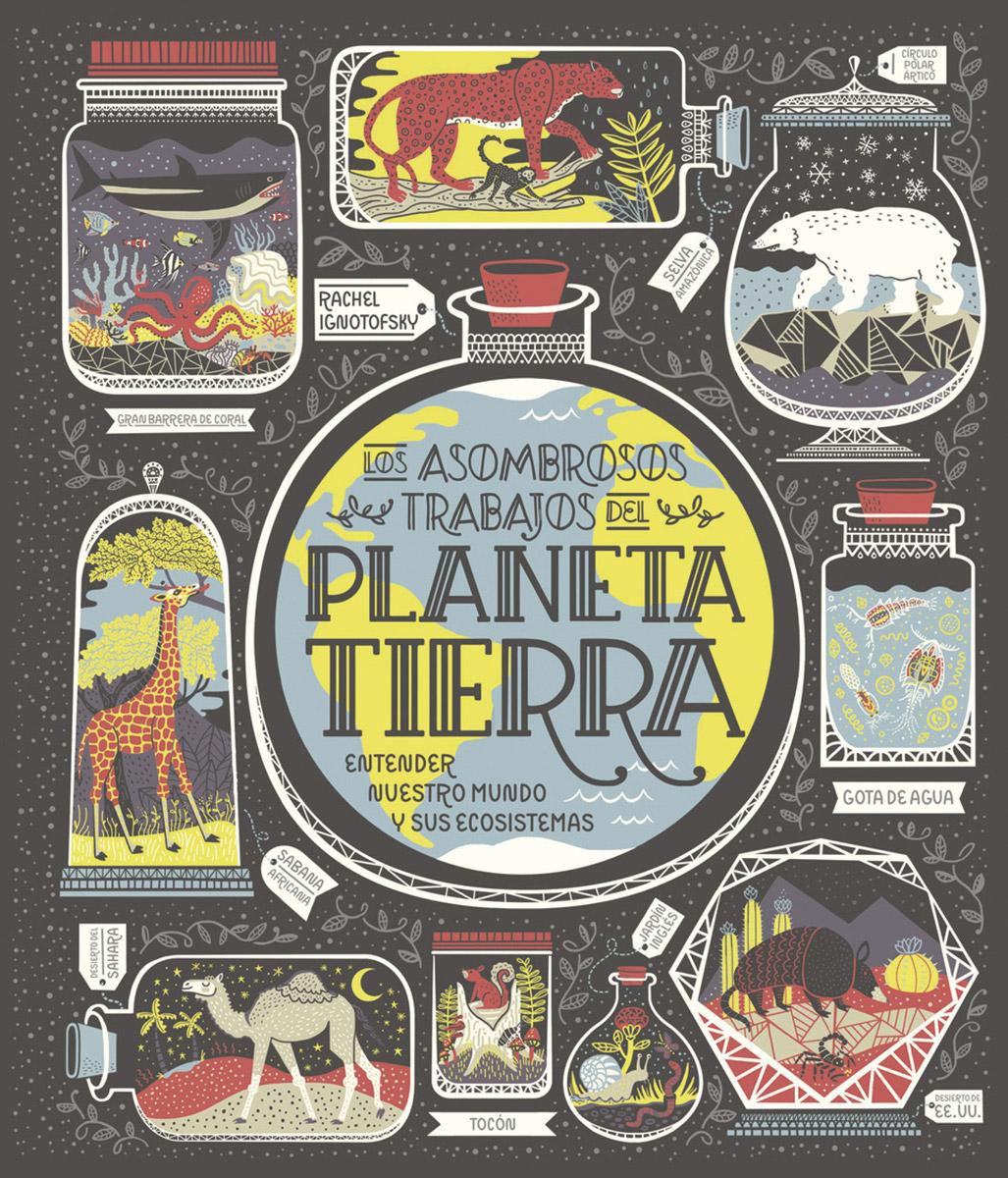 Resultado de imagen de Los asombrosos trabajos del PLANETA TIERRA.